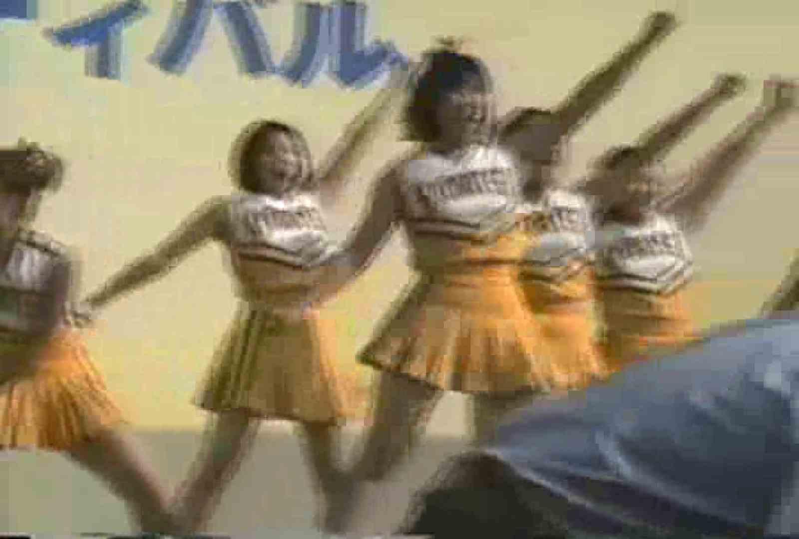 巨乳おまんこ:追っかけ!チアマニアVol.2:ピープフォックス(盗撮狐)