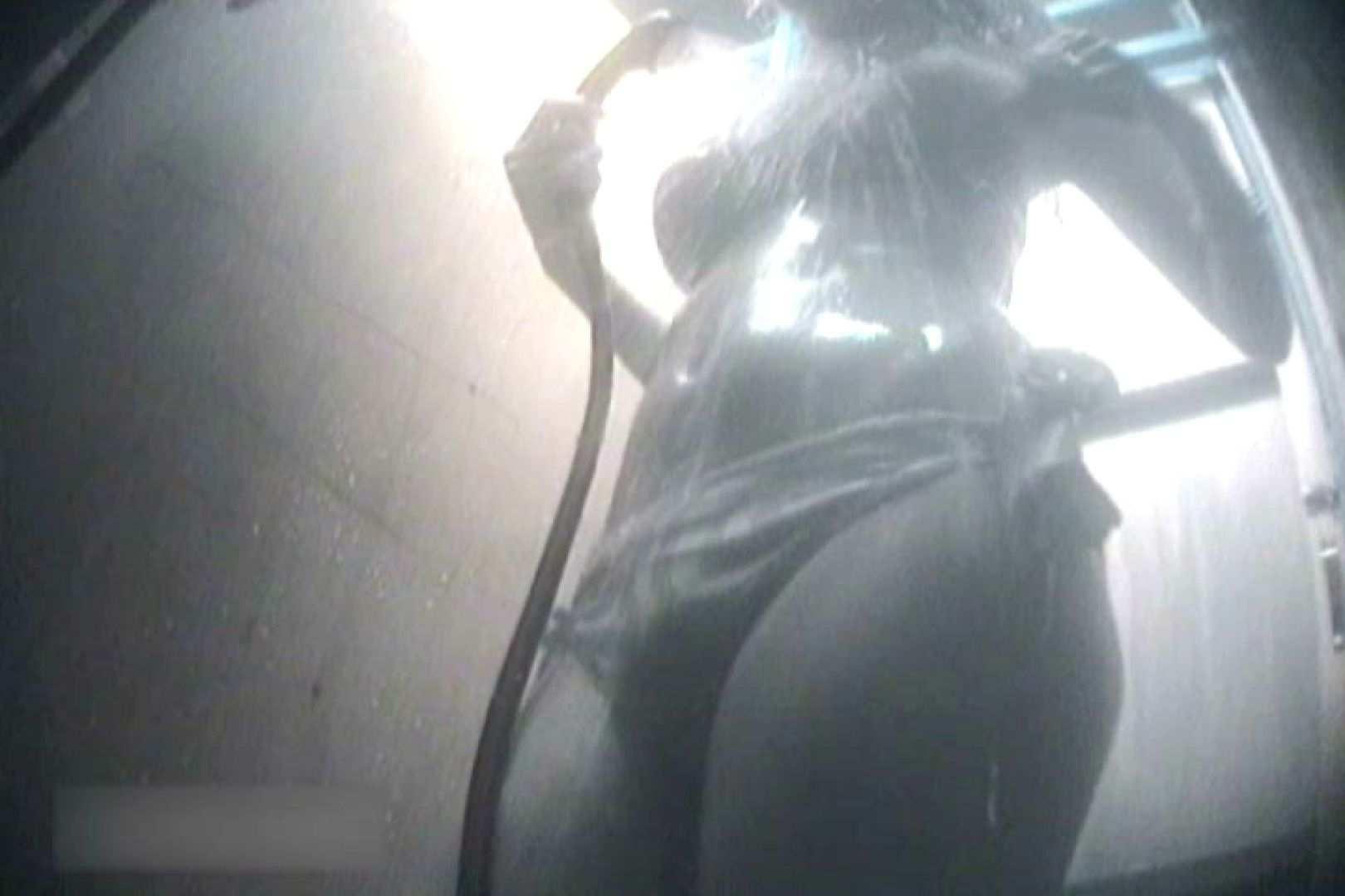 巨乳おまんこ:夏海シャワー室!ベトベトお肌をサラサラに!VOL.04:ピープフォックス(盗撮狐)